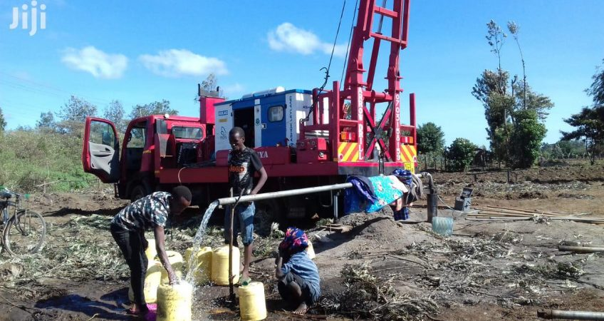 Water Wells And Borehole Drilling Services