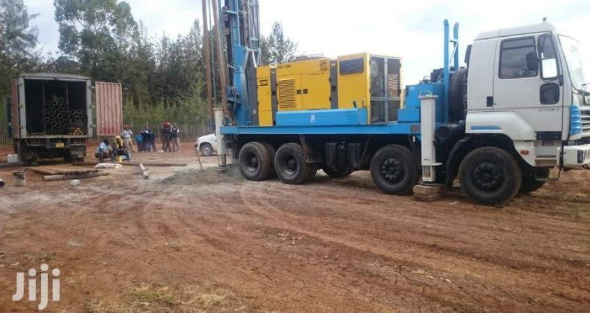 Hydrogeological Survey And Borehole Drilling